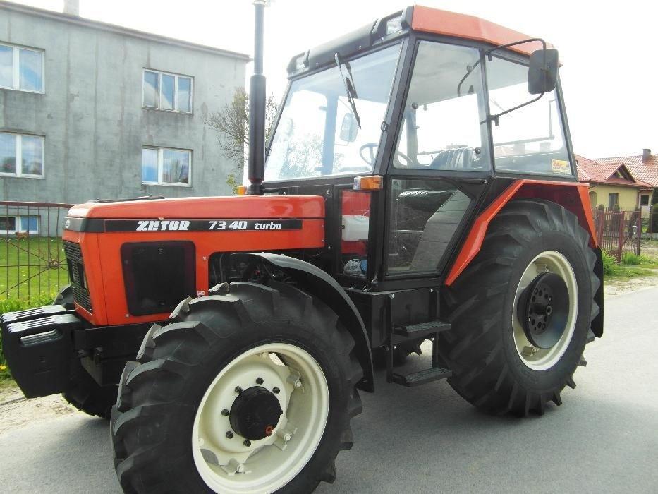 Traktor zetor u odličnom stanju