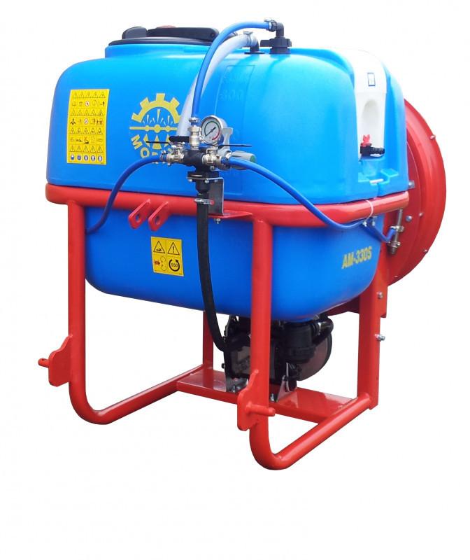 MORAVA atomizer nošeni 330-440-660 vučeni 550-1000-1100-1650