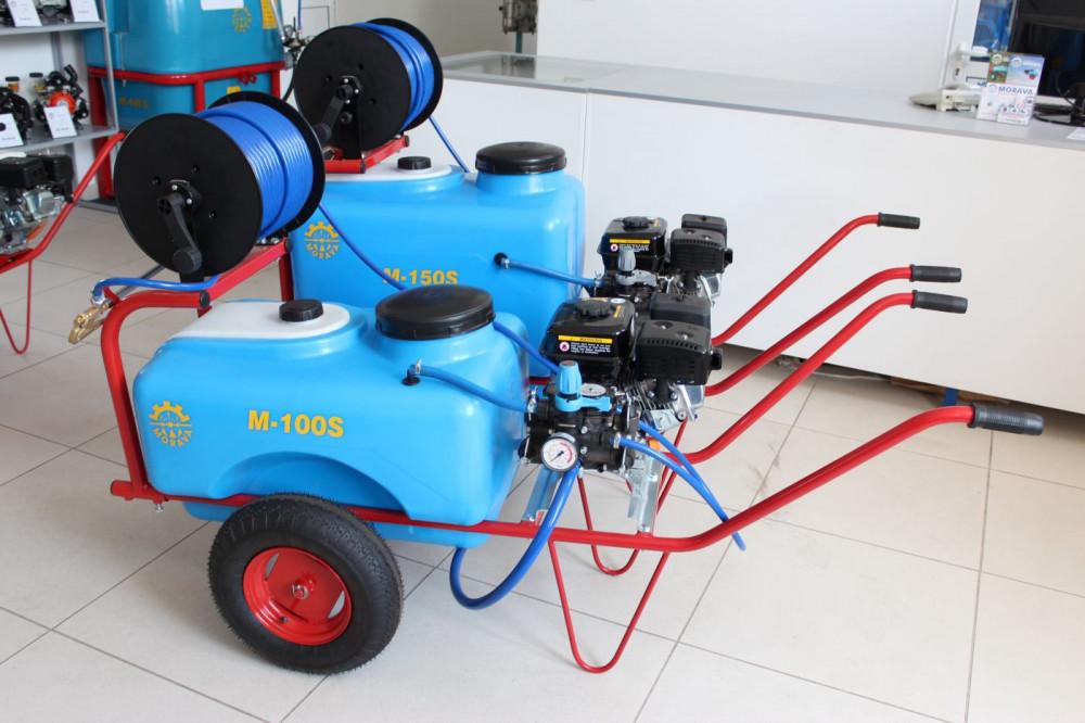 MORAVA Motorna prskalica 100-150