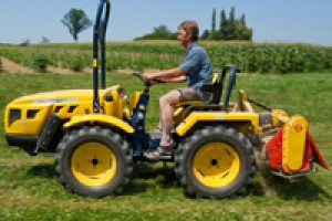 Traktor Ecotrac 30 - IZDRŽLJIV I POUZDAN!!