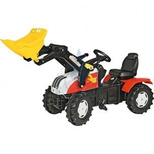 Igračka Rolly Toys- Traktor Steyr CVT 6225 s utovarivačem