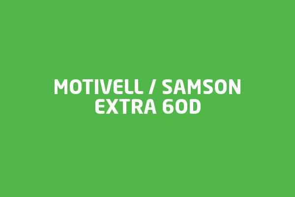 Motivell Extra 6 OD / Samson Extra 6 OD