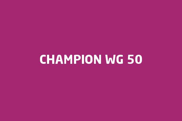 Champion WG 50