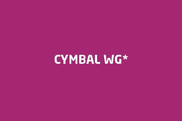 Cymbal WG*