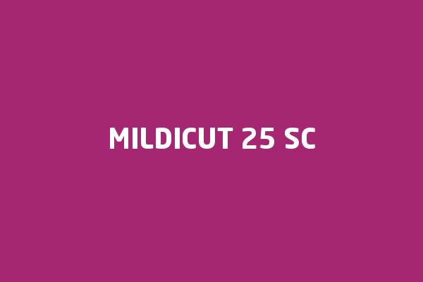 Mildicut 25 SC