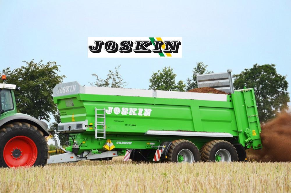 Joskin Ferti Space 6011/16BU razbacivač