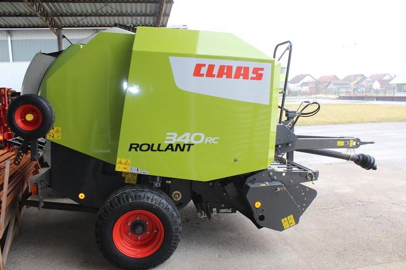 Presa Claas Rollant 340 RC