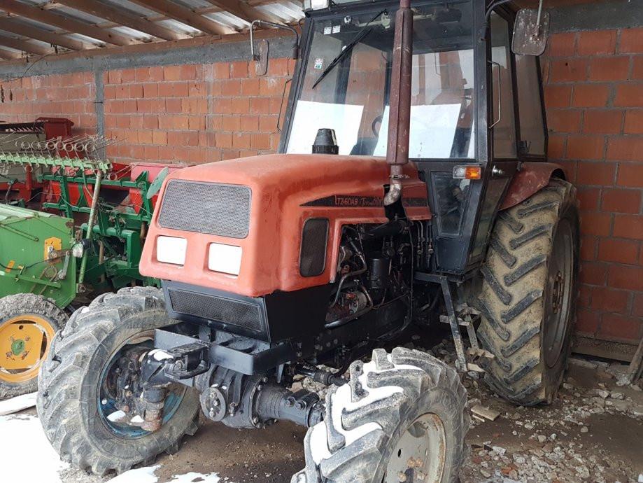 TRAKTOR LTZ 60 AB TORNADO