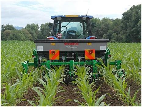 Sfoggia Thema 4-redni kultivator