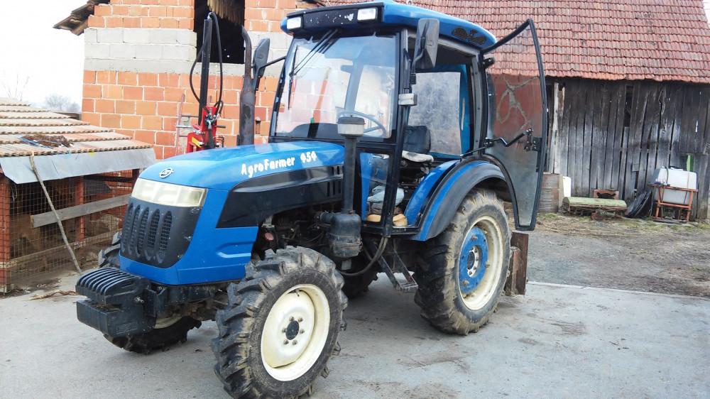 Traktor 45ks 2011g. dupla vuča