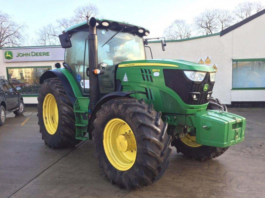 Traktor John Deere 6150