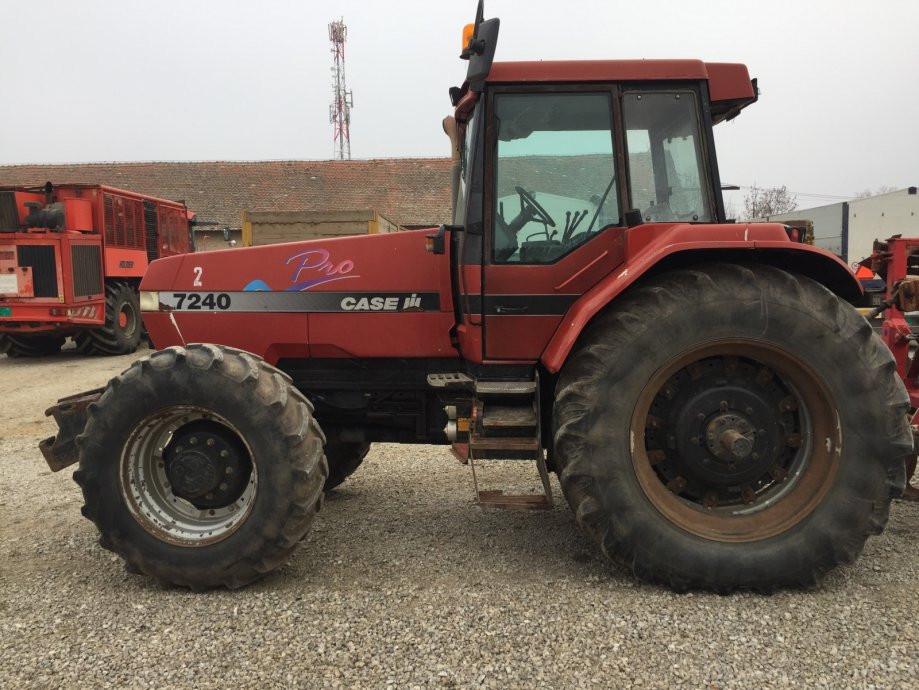 Traktor Case Magnum 7240 pro