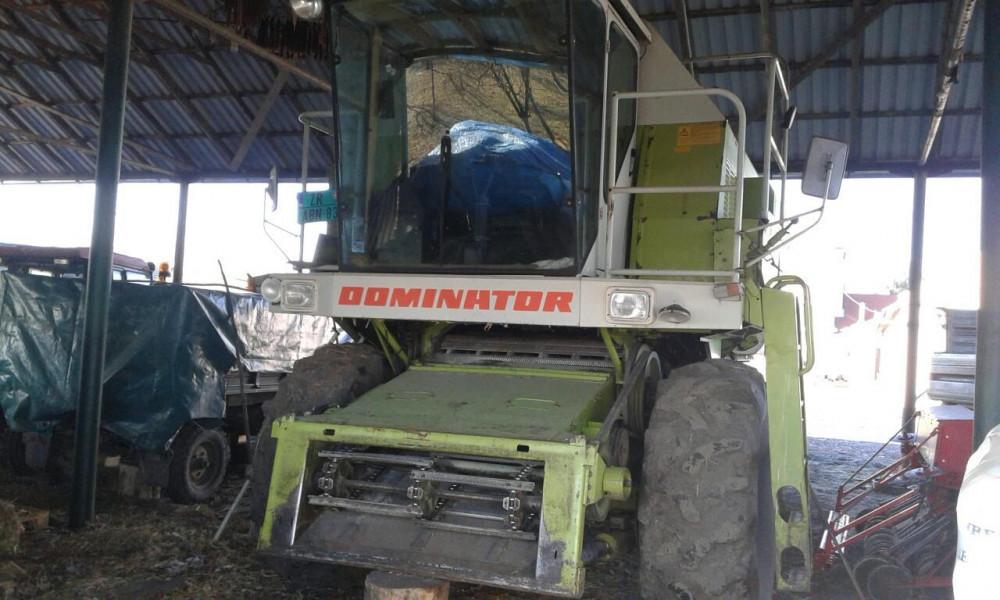 Kombajn Claas Dominator 98sl