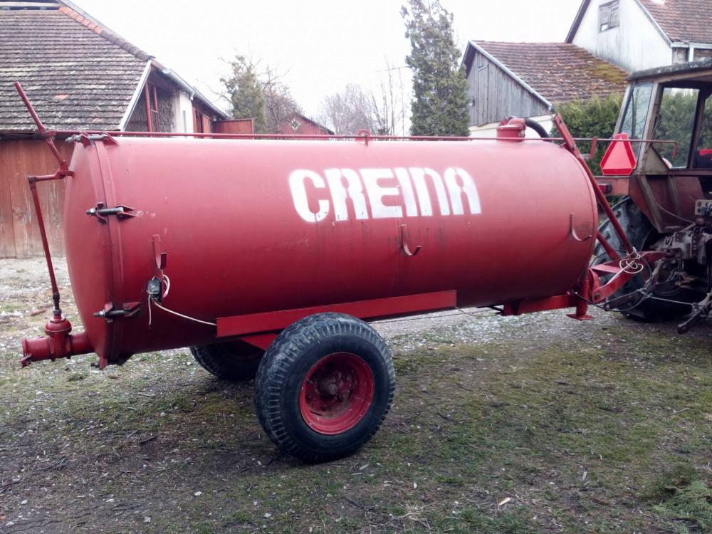 cisterna 3200L