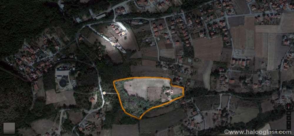 Prodajem zemljiste sa šumom 3 ha
