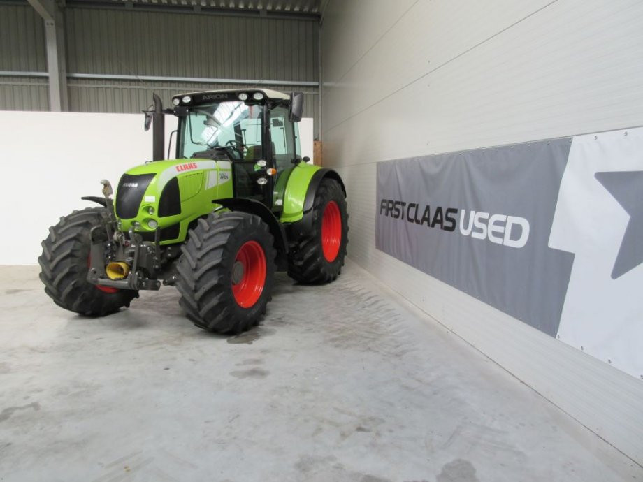 Traktor Claas Arion 640