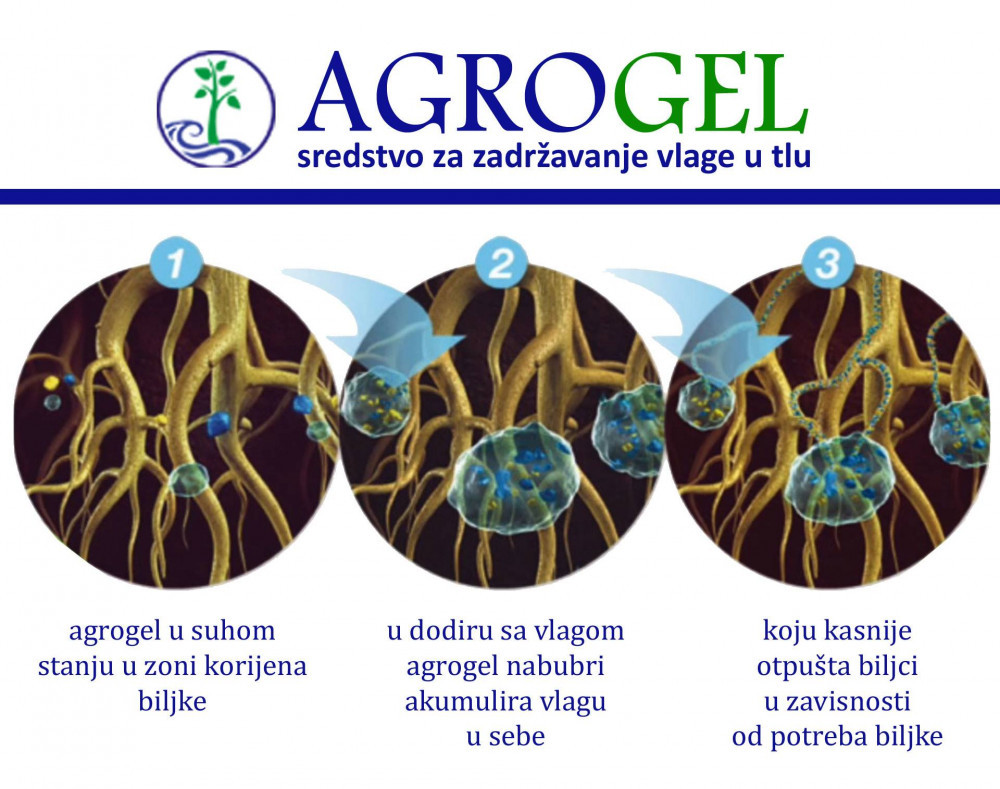 Agrogel, Hidrogel