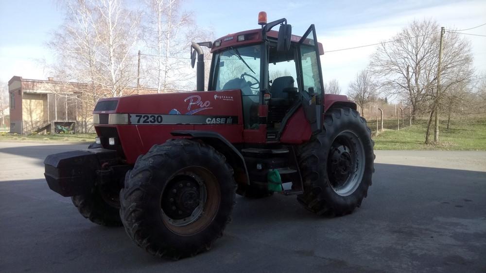 Traktor Case Magnum 7230 Pro