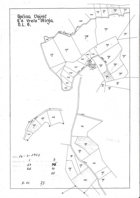 Seosko imanje, Kordun