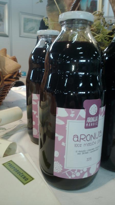 Aronija matični sok