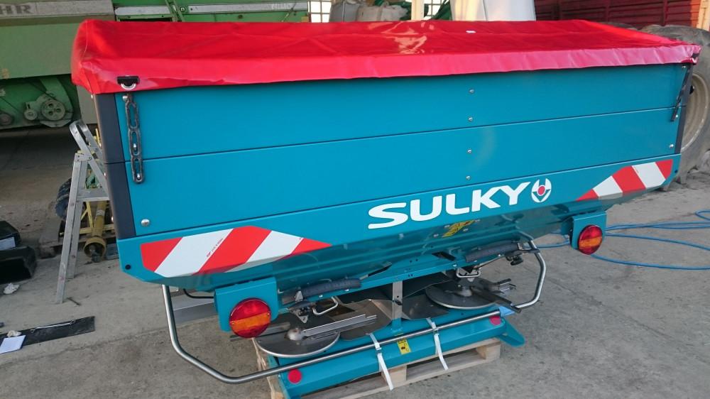 SULKY DX20+ rasipač mineralnog gnojiva