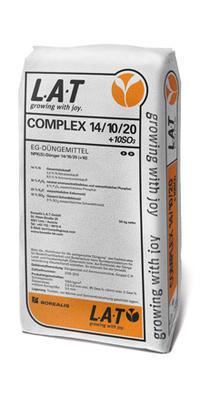 Đubrivo COMPLEX 14/10/20 +10SO3