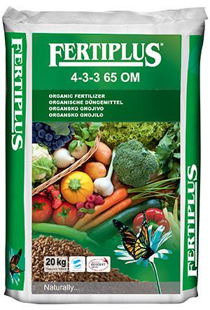 FERTIPLUS eko-organsko gnojivo
