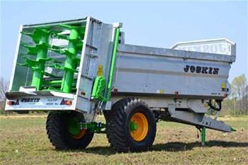 Joskin Ferti Cap 5508/10U razbacivač stajskog gnoja