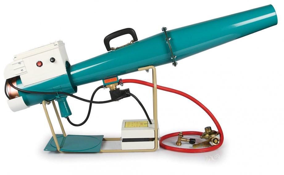 Plinski top elektronski za rastjerivanje ptica i divljih životinja