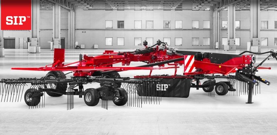 SIP Star 1000/30 T sakupljač