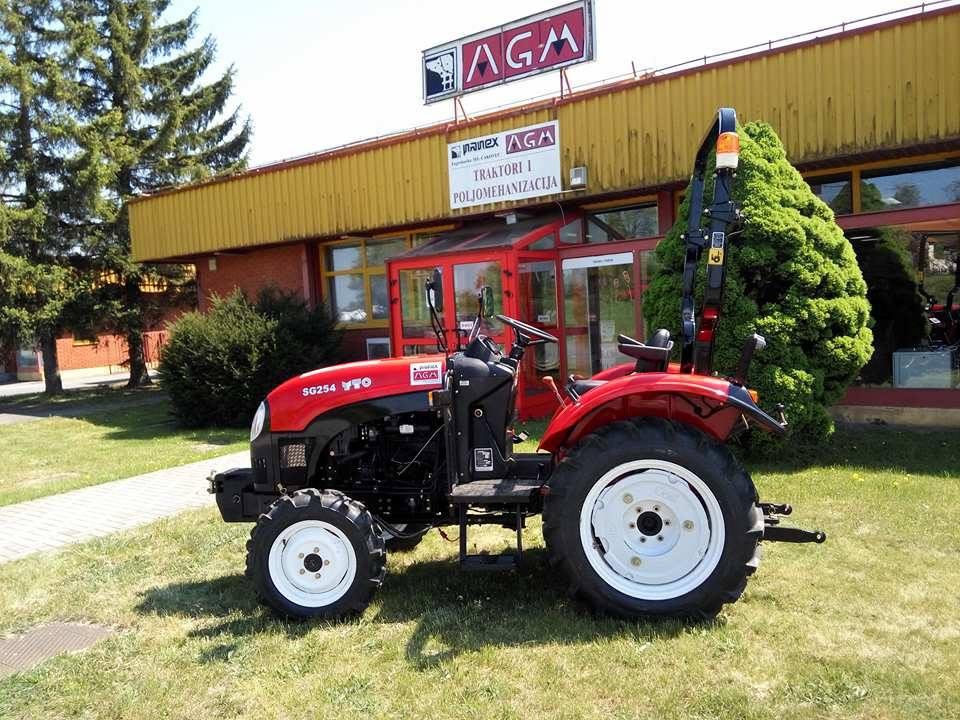 Traktor YTO 25 KS, NOVI