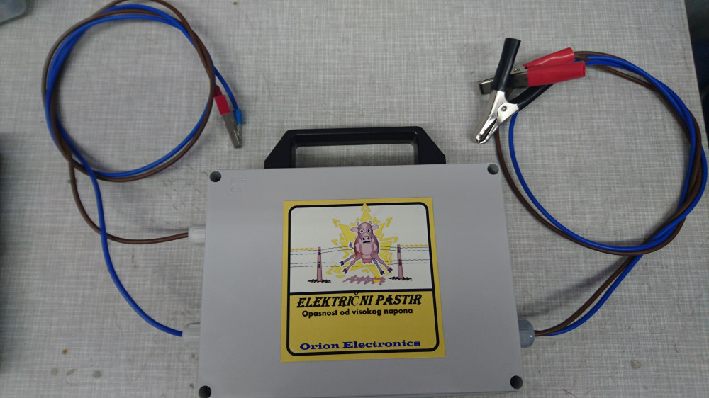Električni pastir