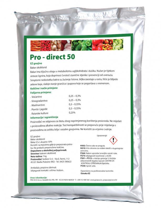 Pro-direct 50
