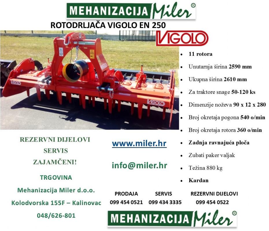 Rotodrljača Vigolo EN 250