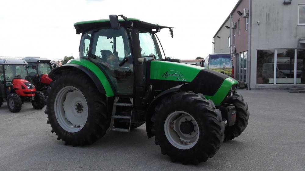 Traktor Deutz-Fahr MOD. Agrotron K 110 EURO II