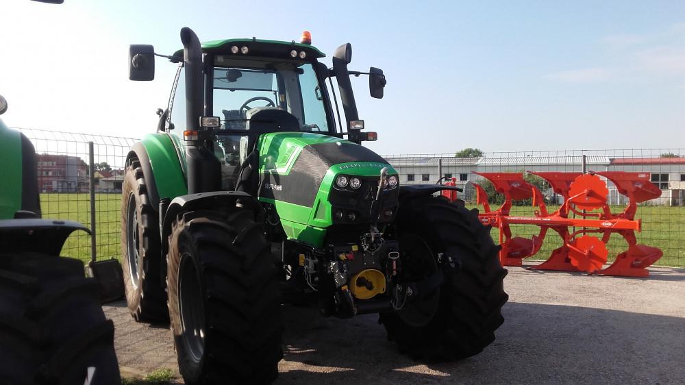Traktor Deutz-Fahr MOD. 6190 CSHIFT Agrotron