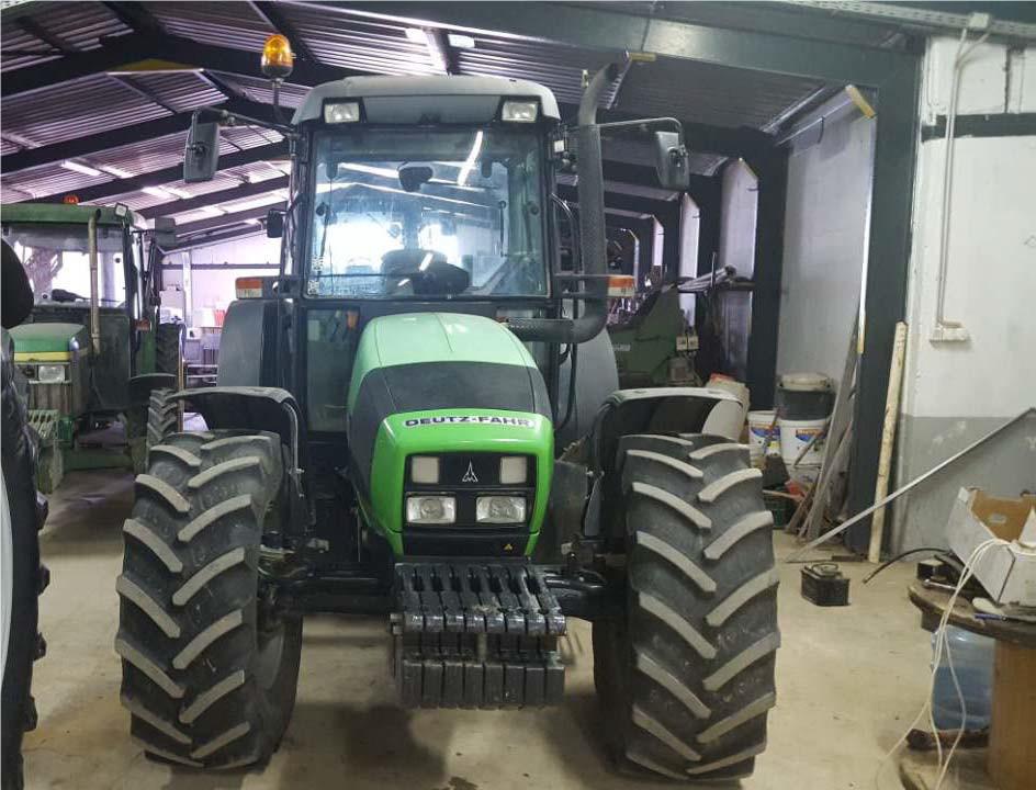 Traktor Deutz-Fahr MOD. Agrofarm 430 DT E3