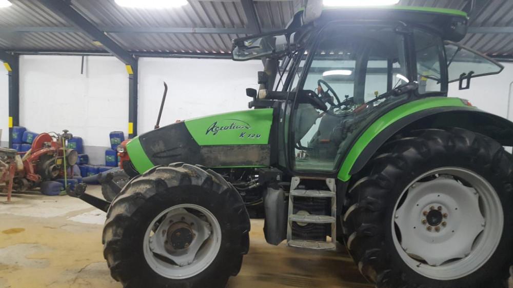 Traktor Deutz-Fahr MOD. Agrotron K 120 EURO II
