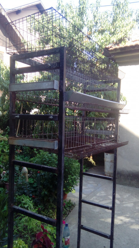 Kavez za prepelice