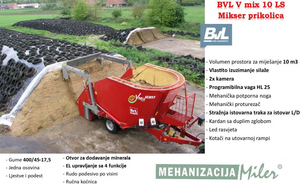 BVL V mix 10 LS  Mikser prikolica