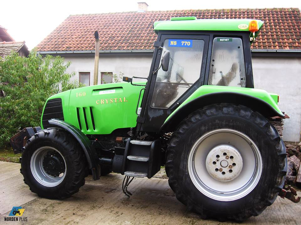 Servis i remont traktora