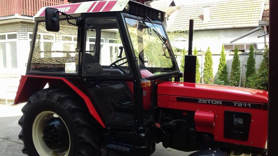 Remont traktora
