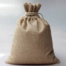 Jutene vreće-vreće od jute