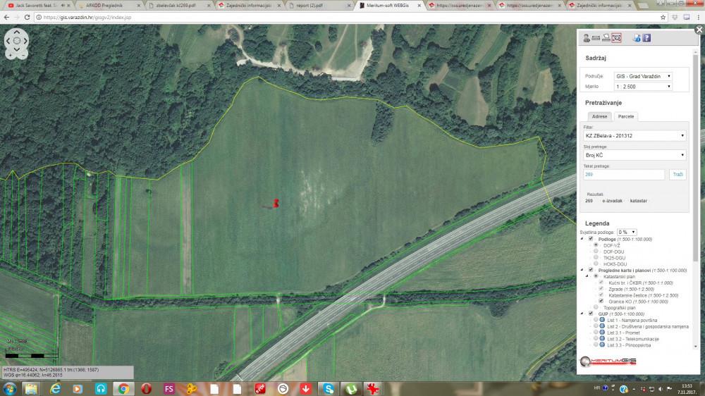 Poljoprivredno zemljište, Zbelava, Varaždin, 180000 m2