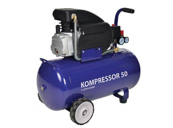 Kompresor za zrak 50L BLUE, REM POWER