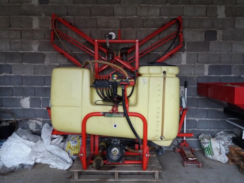 Prskalica Agromehanika 600 litara 12 MRX