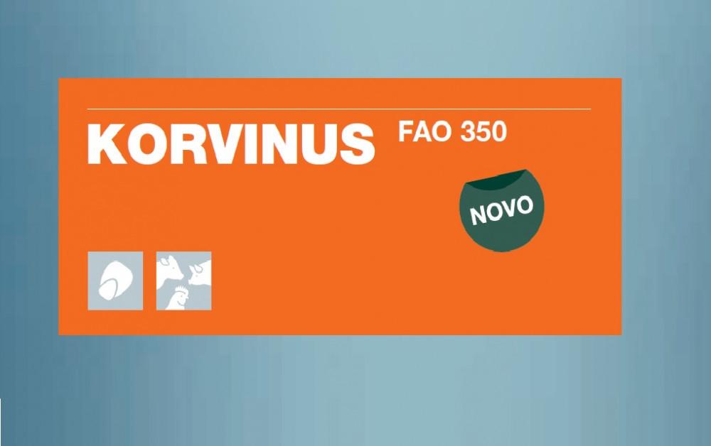 KORVINUS - hibrid kukuruza - FAO 350 - NOVO