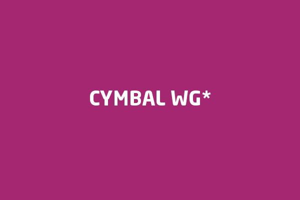 Cymbal WG