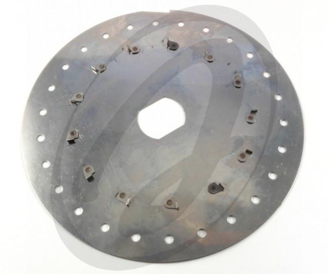 Sijača ploča Carraro 20 rupa, fi 5.5 mm. Za kukuruz