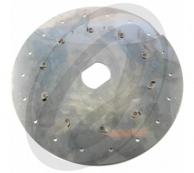 Sijača ploča Carraro 18 rupa, fi 3.5 mm. Za suncokret.